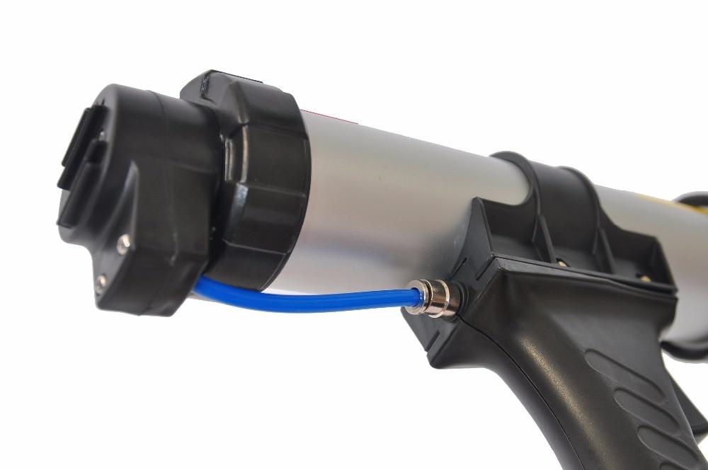 Pistolet doszczelniający typu 310 ml nabojowy / pistolet - Narzędzia budowlane - Zdjęcie 4