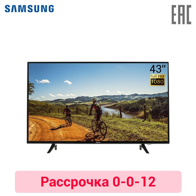 Фото - TV LED 43 Samsung UE43J5202AUXRU FullHD SmartTV WiFi TV 40-49 4049InchTv 0-0-12 dvb dvb-t dvb-t2 digital chunghop universal learning remote control controller l309 for tv sat dvd cbl dvb t aux big key large buttons copy