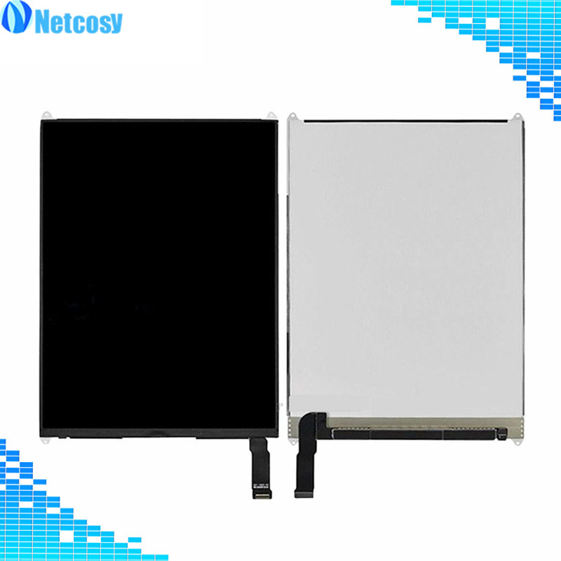 Netcosy LCD Display Screen For ipad mini A1432 A1454 A1455 tablet Perfect Replacement Parts Digital Accessory For ipad mini 1 wholesale 5pcs lot free shipping via dhl for ipad mini 1 lcd display original quality replacement new screen