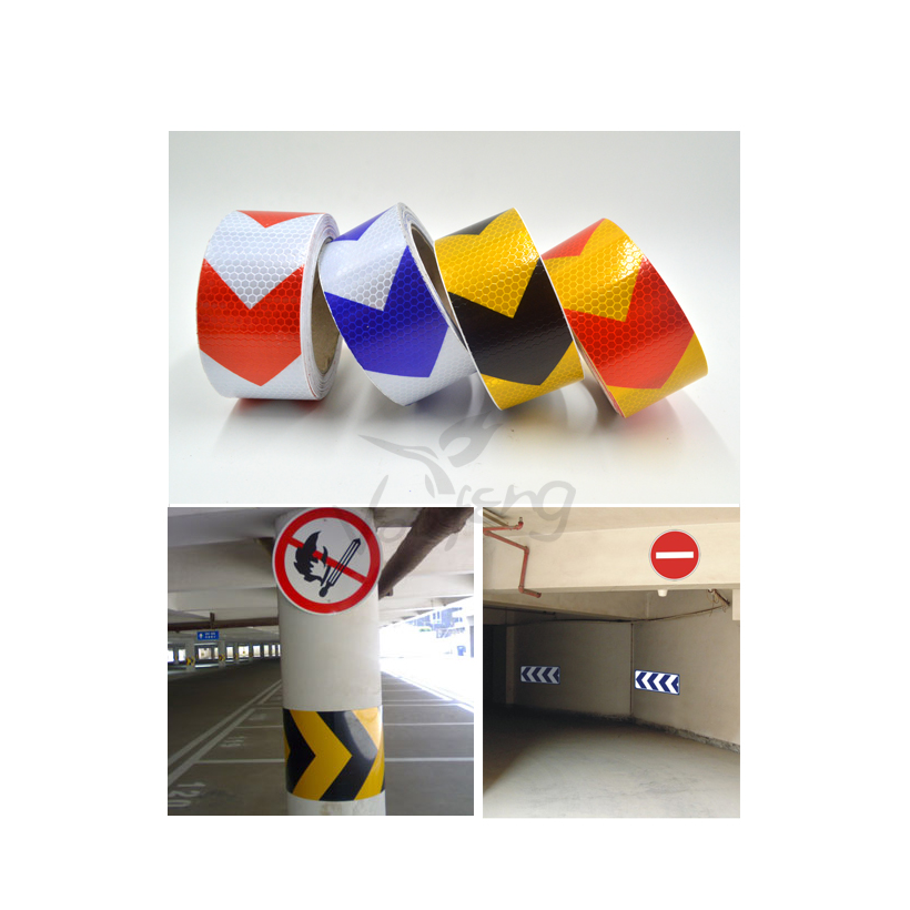5cmX50m Reflective Strips Car Stickers For Car-styling Motorcycle Decoration Automobiles Safety Warning Mark Tape