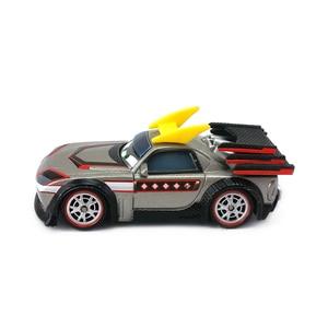 Image 2 - 디즈니 Pixar Cars 도쿄 메이터 툰 카부토 메탈 다이 캐스트 장난감 자동차 1:55 느슨한 브랜드의 새로운 상품 & 무료 배송