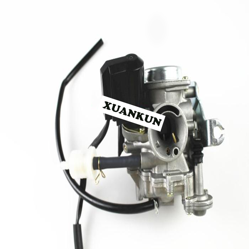 XUANKUN Motorrad Pedal GY6-50 50 <font><b>60</b></font> 80 Vergaser image