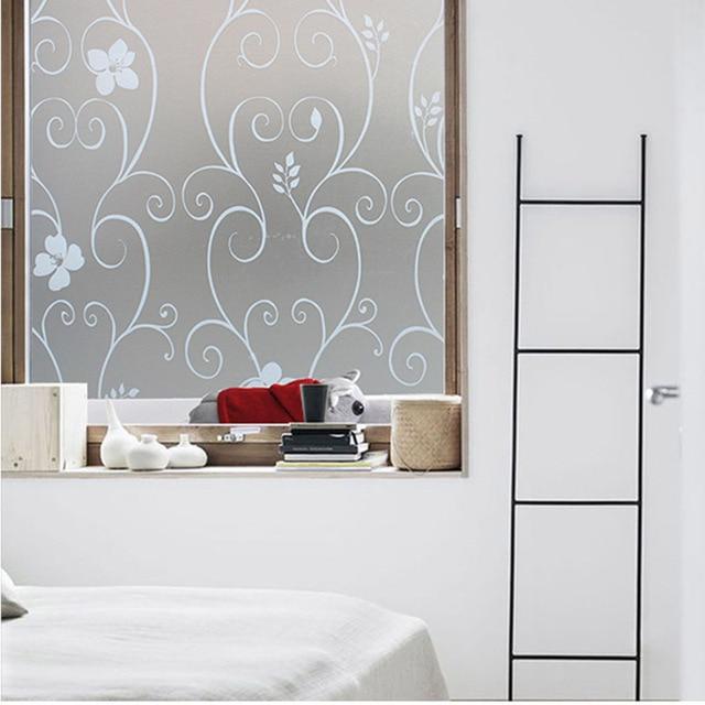 Blume Weiss Abnehmbare Wandaufkleber Wohnkultur Dekoration Diy Wand