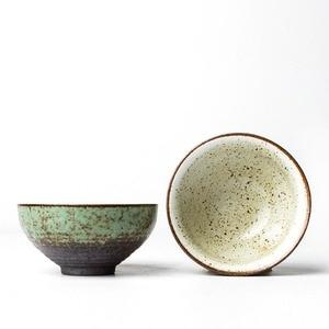 50 мл японский стиль винтаж грубая керамика Ржавчина глазурь чашка пуэр мастер чашка керамические изделия чайный набор кунг-фу ручной работ...