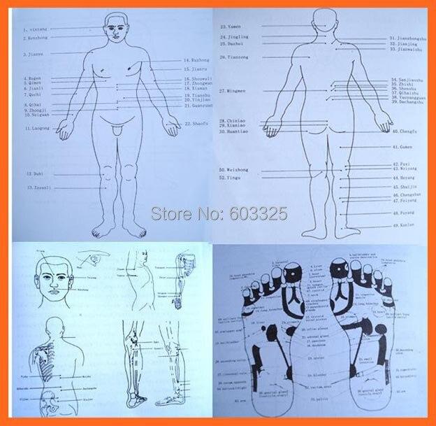 110-220V LCD Blue ScreenTens / Akupunktur / Digital Therapy Machine - Sjukvård - Foto 6