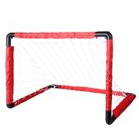 Portable DIY Children Sports Soccer Goals Folding Goal Kids Football Net Football Door Set Football Gate Toy S
