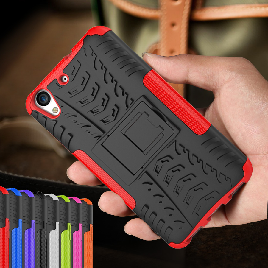 Cover For Case Huawei Y6II / Y6 II 2 TPU + PC Cell Phone Case Cover For Huawei Y6 Ii /Y6 2 CAM-L21 CAM-L23 CAM-L32 Back Cover