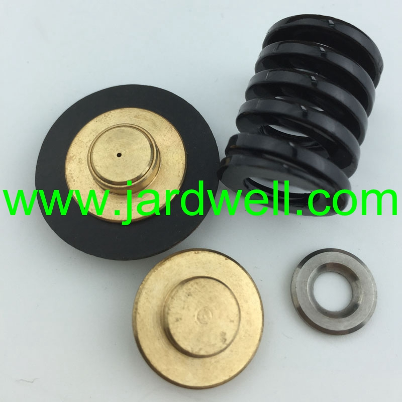 250019-453 Replacement air compressor spares fitting for Sullair Pressure Regulator Kit replacement air compressor spares for ingersoll rand thermostat valve 35288117 openning temperature 70degree c