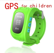 2016 New Arrial GPS Tracker Watch for Kids Children Waterproof Smart Watch with SOS support GSM phone Android&IOS Anti Lost Qe0