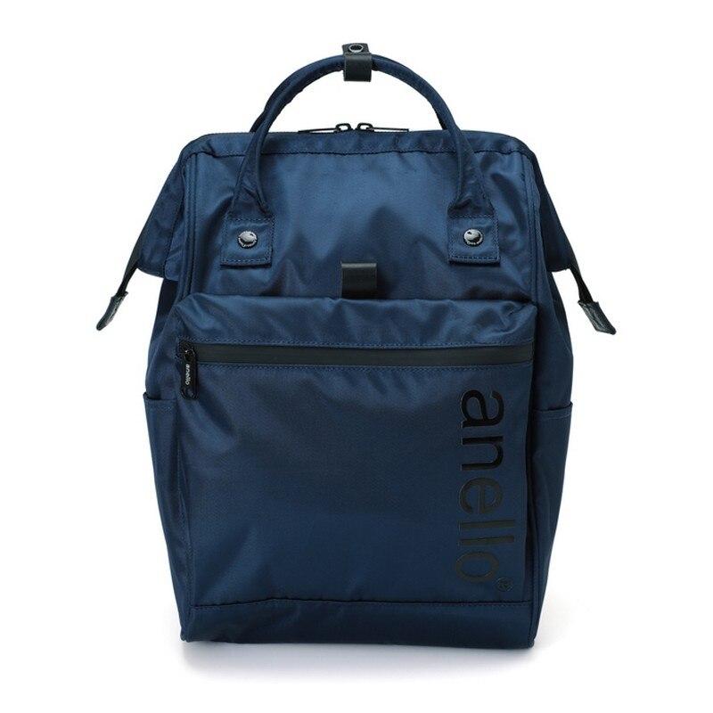 Новейший Анти-кража anello кольцо школьный рюкзак высокий нейлоновый водостойкий рюкзак подростковый Девочки Мальчики большой компьютерный ...
