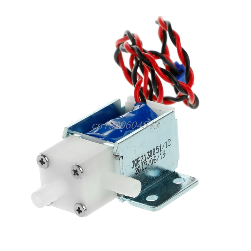 12V Normally Open Electric Control Solenoid Discouraged Air Water Valve R06 Whosale&DropShip