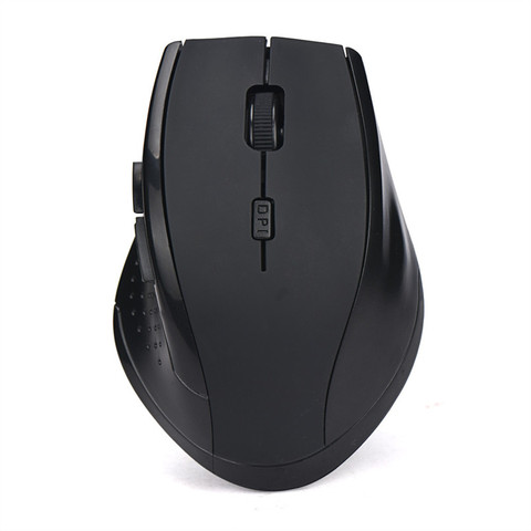 D3 Gaming Mouse 2.4GHz 6D USB Wireless Optical Gaming Mouse 2000DPI Mice For Laptop Desktop PC Islamabad