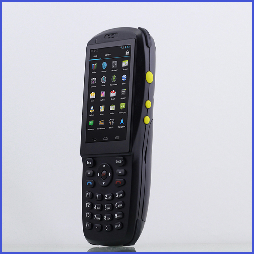 PDA3501 barcode scanner wireless phone scanning barcode and data reader