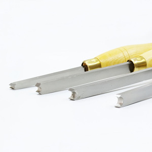 Image 3 - 1PC High Speed Steel Carpentry Ring Lathe Woodworking Lathe Hardwood Turning Tools 3mm 6mm 8mm 10mm
