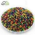 10000 частиц/партия, жемчужные Кристальные бусинки в форме почвы, волшебные шарики-желе для выращивания грязи, Свадебный домашний декор, гидро...