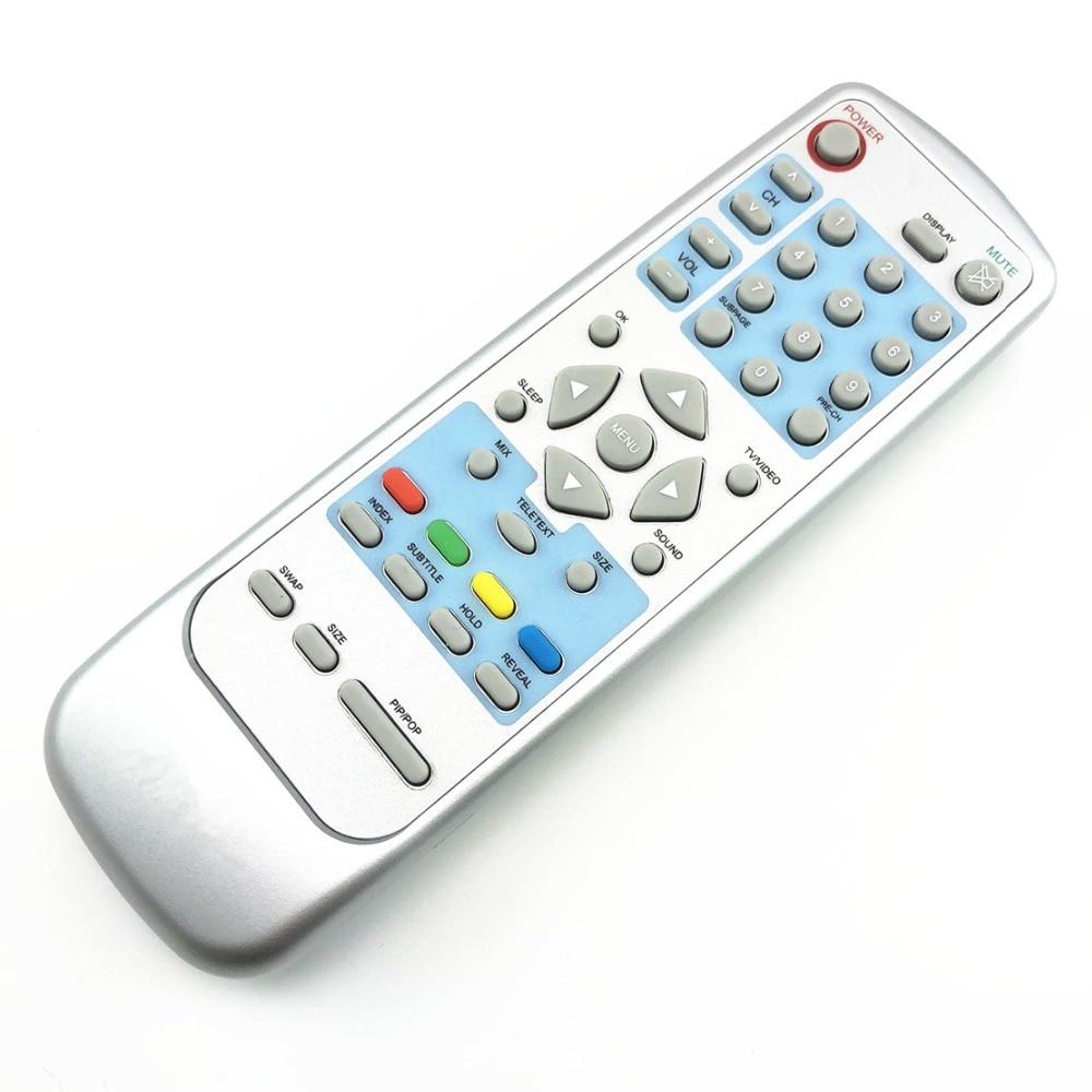 remote control  for aoc tv    098TR7SW-DNT-ACF монитор aoc i2475pxqu