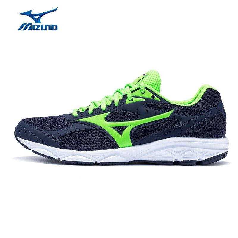 Mizuno Spark 3 Для мужчин бег Кроссовки Подушки дышащая Спортивная обувь Комфорт Спортивный Обувь k1ga180341 xyp612