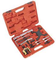Wholesale Professional Diesel&Petrol Engine Timing / Locking Tool Kit Car Camshaft / Crankshaft Alignment Tool set for F ord