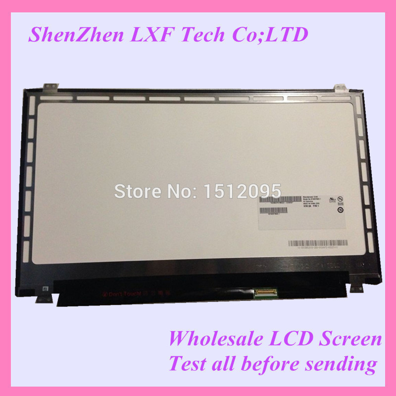 15.6 Slim WXGA HD 1366x768 EDP LED LCD Screen 30 Pin Compat. NT156WHM-N32 for lenovo ideapad 110-15ACL for hp 250 g3 series lcd led screen for 15 6 wxga hd slim display new