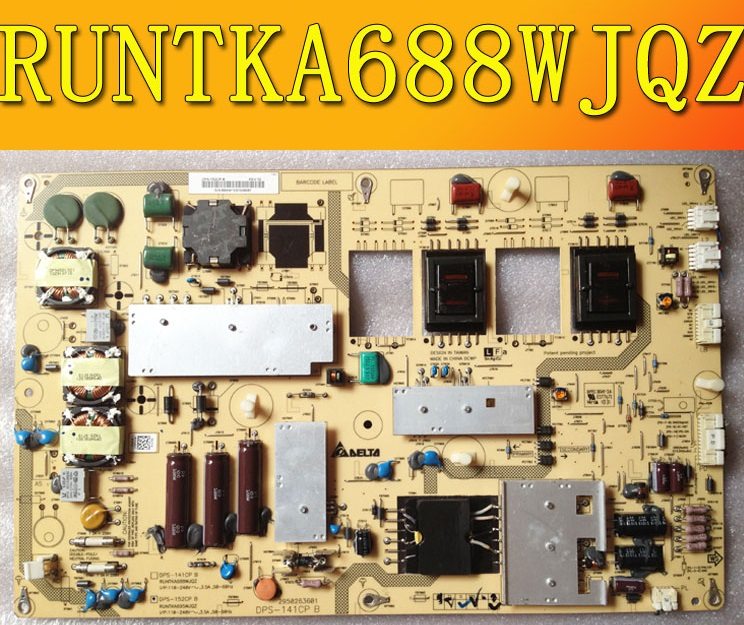 все цены на DPS-141CP RUNTKA688WJQZ Original LCD Power Board онлайн