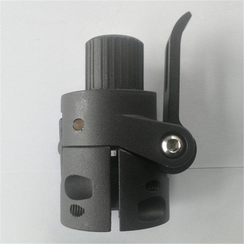 8.5 pouces XIAOMI M365 trottinette électrique Pliant mécanisme Complet système de pliage Personnalisé pièces Remplacer pièces d'origine