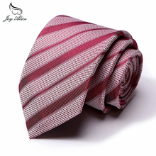 Joy alice 8 cm Fashion Dot Tie Classic Necktie Blue Neck Tie Red Striped Ties For Men Wedding Party Business Accessories fashionable dot shape decorated wedding red tie for men