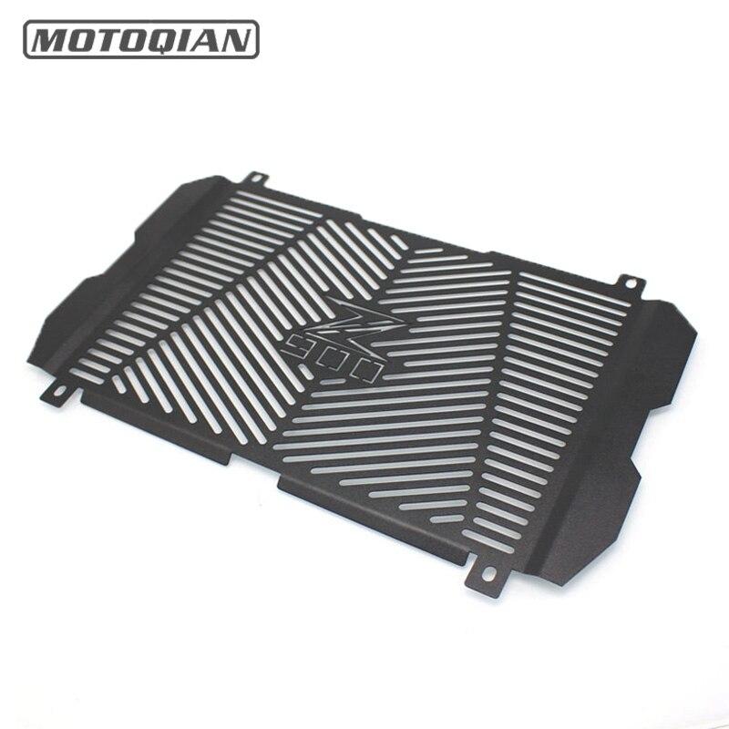 Moto rcycle acier inoxydable radiateur grille garde Protection pour KAWASAKI Z900 Z 900 2017 2018 lunette moteur garde couverture moto pièces
