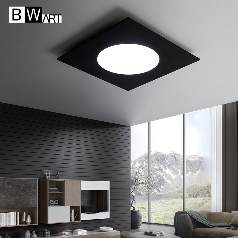 BWART modern LED ceiling light remote controlling ceiling lighting for bedroom living room indoor ceiling lamp fixture