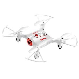 Image 4 - Original SYMA X21W RC Drohne Mit Kamera FPV Echtzeit Wifi Übertragung Quadcopter RC Hubschrauber Headless Modus Spielzeug Für Kinder