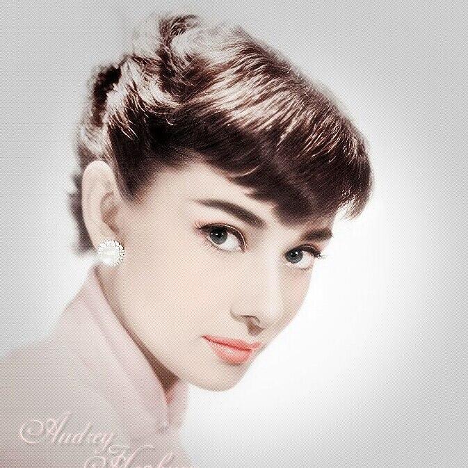 ZHBORUINI modni biseri uhani biser za ženske klasična Audrey - Lep nakit - Fotografija 6