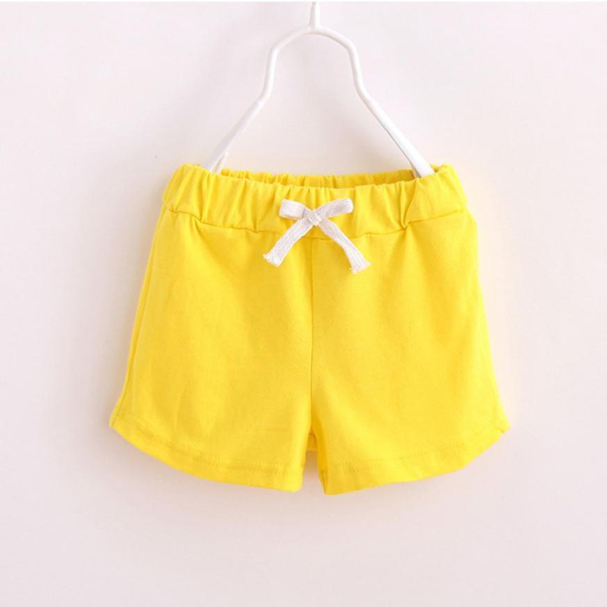 holčička chlapci oblečení děti Beach Shorts Příležitostné - Dětské oblečení