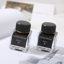 US $2.96 16% OFF|25ml Colorful Bottle Fountain Pen Ink Novelty Non carbon Ink For Fountain Pen Dip Pen School Office Supplies Stationery  on AliExpress - 11.11_Double 11_Singles' Day
