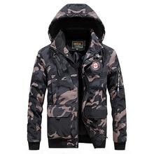 ZHAN DI JI PU Брендовая одежда для мужчин зимняя одежда куртки для мужчин 115