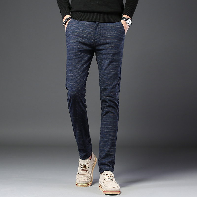2019 été décontracté coton haute qualité pantalon mode Long pantalon