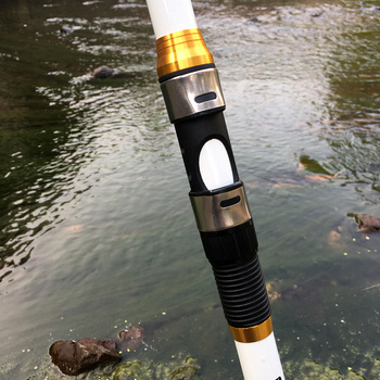 Carp Fishing, Rod feeder Hard FRP Carbon Fiber Telescopic Fishing Rod fishing pole 2.1M -3.6M 11