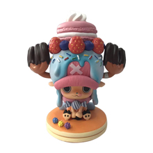 Anime One Piece New Sweet Tony Tony Chopper PVC Action Figure Doll Collectible Model Toy Gift For Children 11 cm anime one piece tony tony chopper figure theatrical edition pvc one piece figure collectible model toy