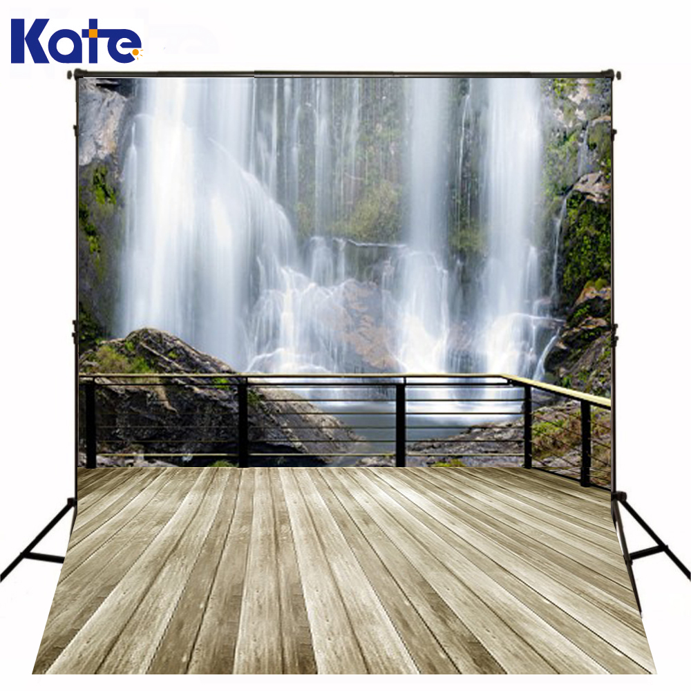 new arrival background fundo waterfall landscapes 300cm 200cm about 10ft 6 5ft width. Black Bedroom Furniture Sets. Home Design Ideas