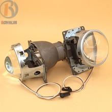 Q5 Bixenon HID Projector Headlight Lens for Audi A4 B6 Opel Astra H Xenon H7 D2S D2H 3.0 Automobiles Car External Lights Lenses