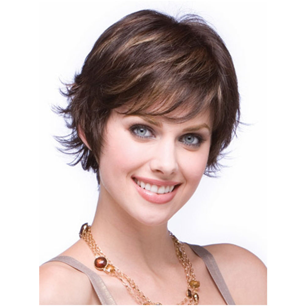 Awe Inspiring Compare Prices On Highlighted Hair Cuts Online Shopping Buy Low Hairstyle Inspiration Daily Dogsangcom