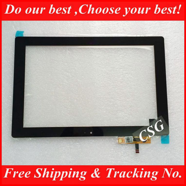 New 10.1'' Capacitve Touch Screen Panel 80701-0C5858K For Windows 8 Livefan F3S Tablet PC Android Touch Digitizer MID Glass
