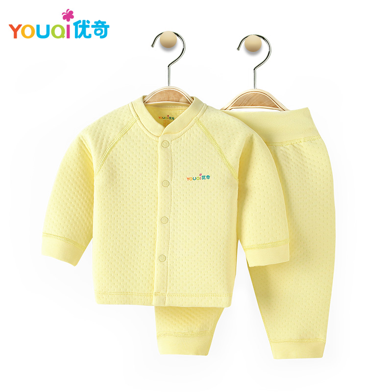 youqi thin summer baby clothing set cotton t shirt pants vest suit baby boys girls clothes 3 6 to 24 months cute brand costumes YOUQI Winter Warm Unisex Baby Clothing Set Spring Baby Girls Boys Clothes Autumn Suit 3 6 M Toddler Outfits Homewear Costumes