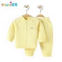 Winter Warm Baby Clothing Set Spring Autumn Baby Girls Boys Clothes Newborn Suit 3 5 6