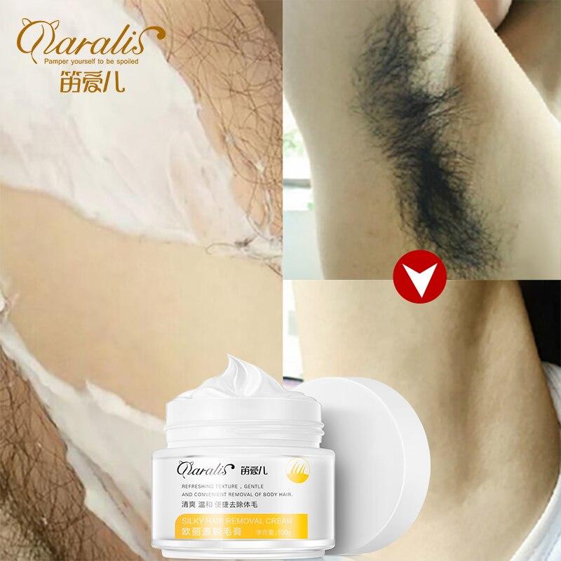 110g Body Hair Removal Cream Arm Leg Armpit Body Hair Removing Epilator Depilatory Cream Painless Body Care Whitening Gel