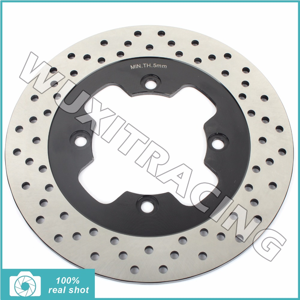 New Motorcycle Rear Brake Disc Rotor for KAWASAKI ZX 1100 NINJA ZX11 ZZR 1100 D 1993 1994 1995 1996 1997 1998 1999 2000 2001