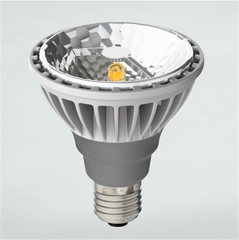 ultra bright cree e27 e26 led spotlight par20 par30 15w led light bulb lamp dimmable100 120v. Black Bedroom Furniture Sets. Home Design Ideas