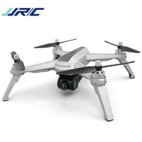 JJRC X5 Drone Brushless Motor GPS Professional HD Aerial RC Helicopter Flight 18 Minutes Smart Follow Rc Quadcopter