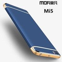 Xiaomi Mi5 Case 2017 New Hard Case Xiaomi Mi5 Case 5 15 Inch Metal Back Cover