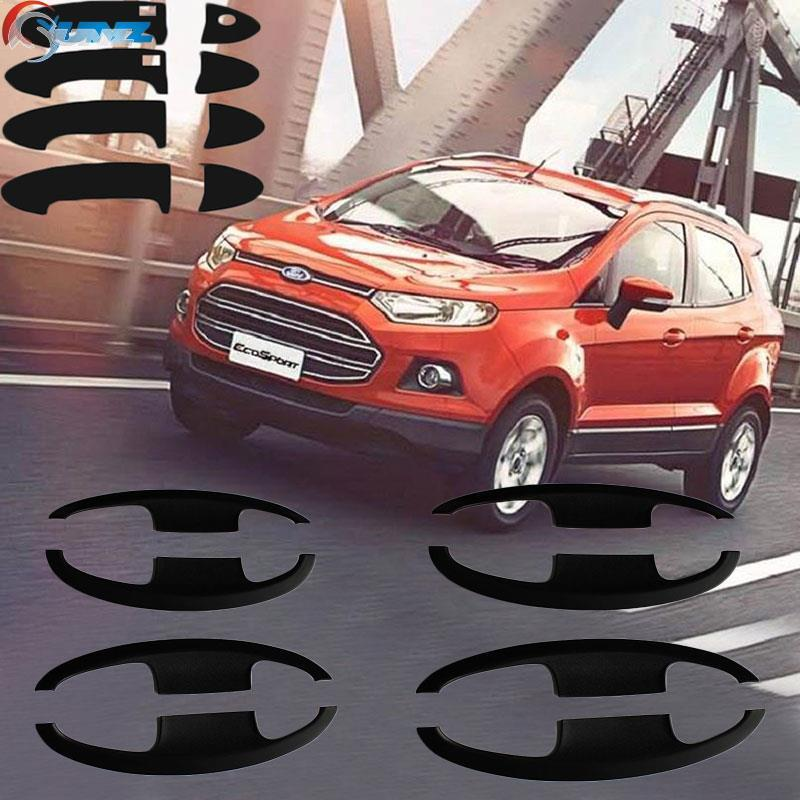 Aliexpress Com Buy   For Ford Ecosport Accessories Decorative Handle Cover Bowl Trim Suitable Ford Ecosport Car Decorative Part Ycsunz From