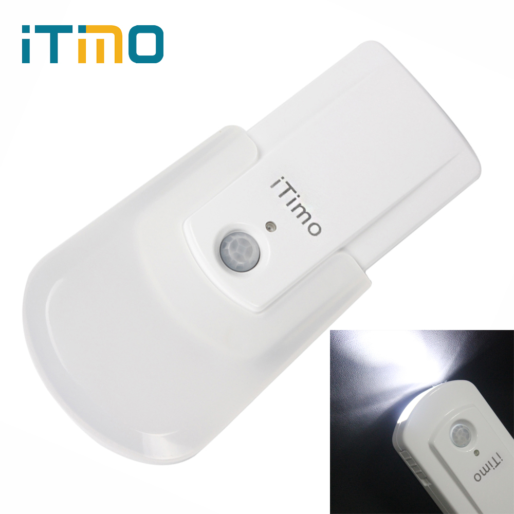 Torch Pir Sensor Emergency Lamp Flashlight & Wall Light Light & Motion Sensor Night Lights Wireless 3 AA Batteries форма для нарезки арбуза