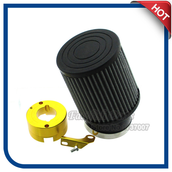 US $26 97 6% OFF|Air Filter Adapter For Predator 301cc 420cc Honda GX340  GX390 Lawnmower Go Kart ATV on Aliexpress com | Alibaba Group